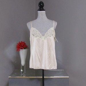 Vintage NEW Vanity Fair Lace Piquant Camisole 40